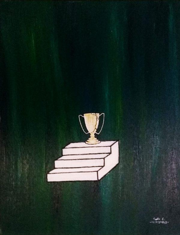007 - Success - Painting