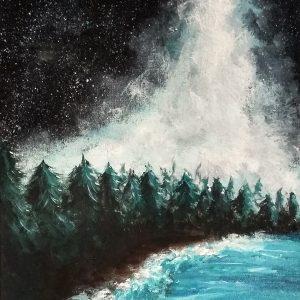008 - Wonderland Painting