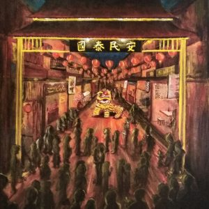 Peace and Prosperity Painting