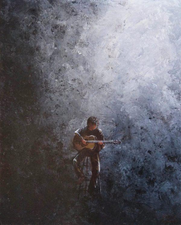 Listen Painting